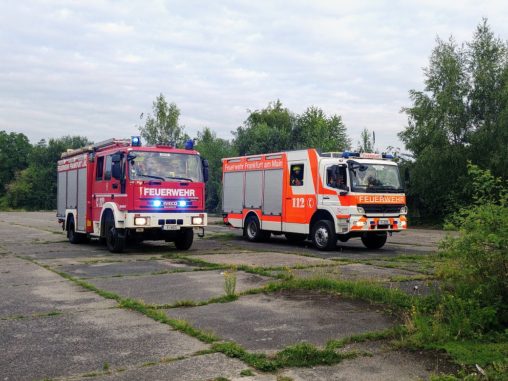 FF Ulb & FF Sossenheim